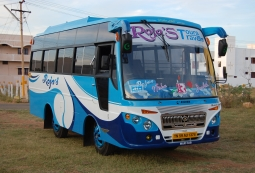 Tours and Travels in Madurai